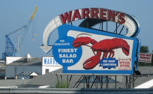Warren lobster