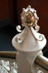 finial stair rail_Fisher Fine Arts_Furness