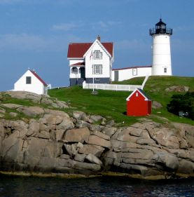Cape Neddick, Maine, lighthouse