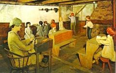 York schoolhouse 1971