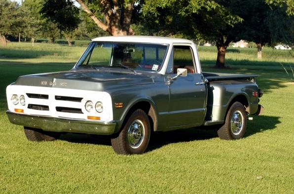 restored truck