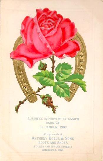 Anthony Kobus & Sons Camden NJ 1908