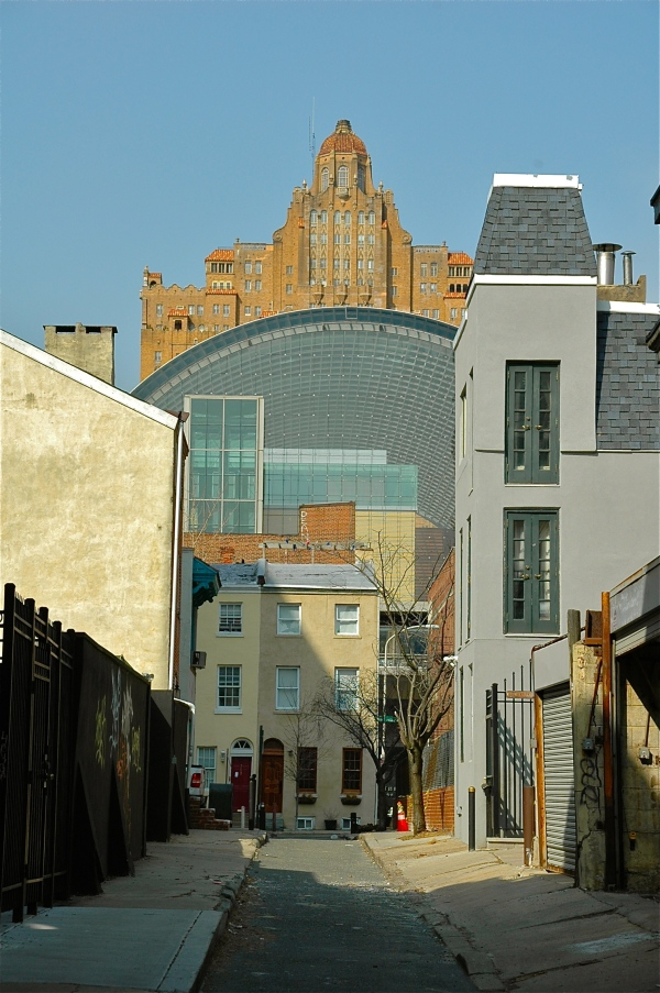 architecture in Philadelphia
