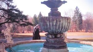 angels fountain Mattison Ambler Lindenwold St Marys